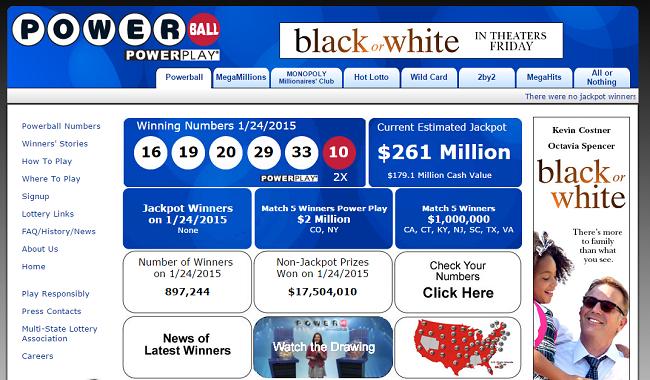 Powerball Usa Online