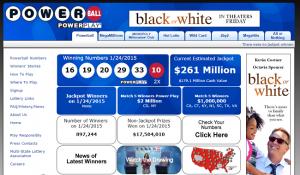 USA Power Ball Lotto