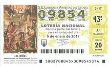 El Gordo Loteria Nacional Spain